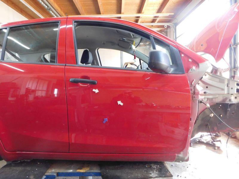 Tür vorne rechts EFH 5-Türer   Fensterheber   AußenspiegelSUZUKI SPLASH (EX) 1.0