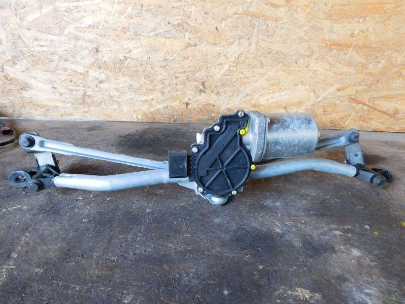 Wischermotor vorne   WischergestängeSKODA FABIA COMBI II (5J) 1.2TDI