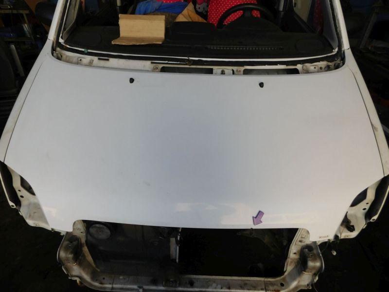 Motorhaube OPEL AGILA A (H00) 1.0 12V