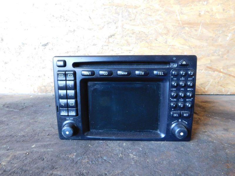 CD-Radio Navi Comand TV TELMERCEDES-BENZ M-KLASSE (W163) ML 270 CDI