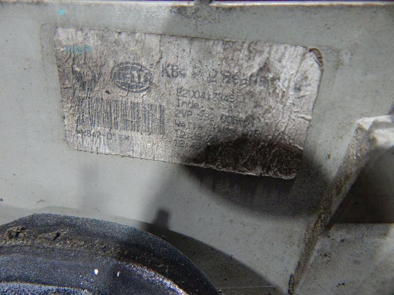 Rückleuchte Rücklicht links und rechts FaceliftRENAULT MEGANE II KOMBI (KM0/1_) 1.5 DCI