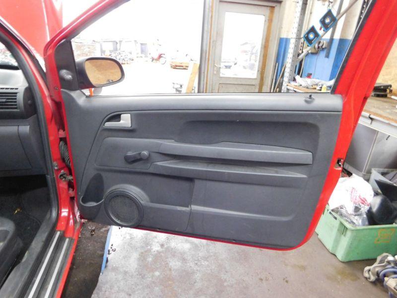 Tür vorne rechts 3-Türer VW FOX (5Z1, 5Z3) 1.2