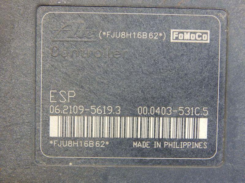 Bremsaggregat ABS Pumpe ESPFORD FIESTA VI (JA8) 1.25
