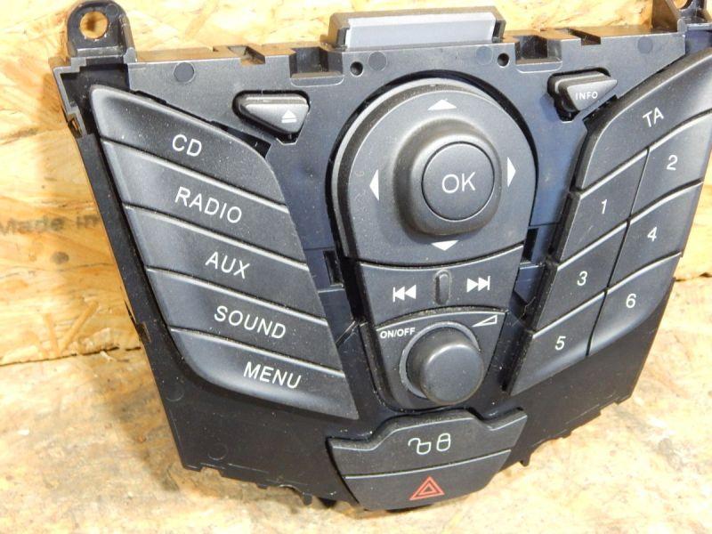 Schalter RadiobedieneinheitFORD FIESTA VI (JA8) 1.25