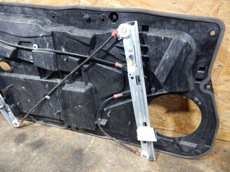 Motor Fensterheber vorne rechts   Gestänge 3-TürerFORD FIESTA VI (JA8) 1.25