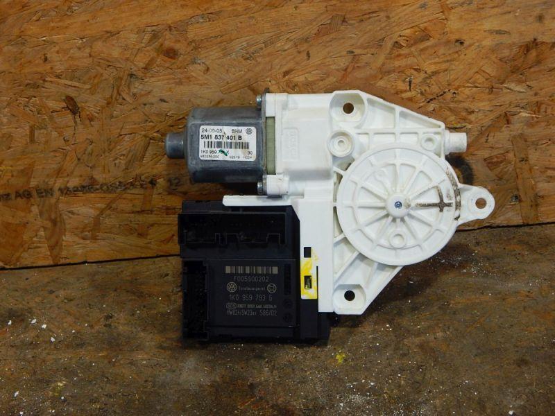 Motor Fensterheber vorne links TürsteuergerätVW GOLF PLUS (5M1, 521) 1.4 16V