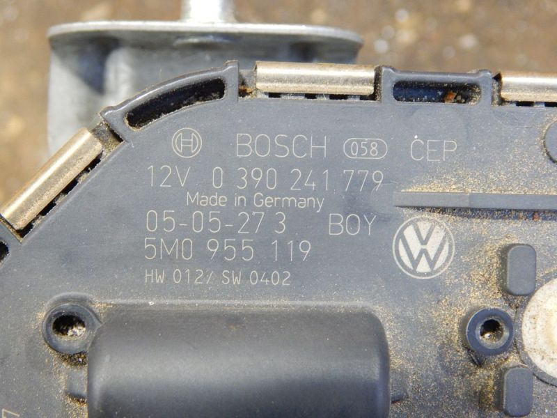 Wischermotor vorne links mit GestängeVW GOLF PLUS (5M1, 521) 1.4 16V