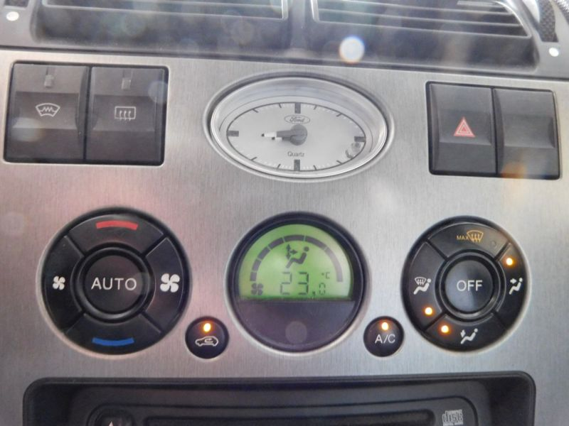 Heizungsbedienteil KlimabedienteilFORD MONDEO III (B5Y) 2.0 16V