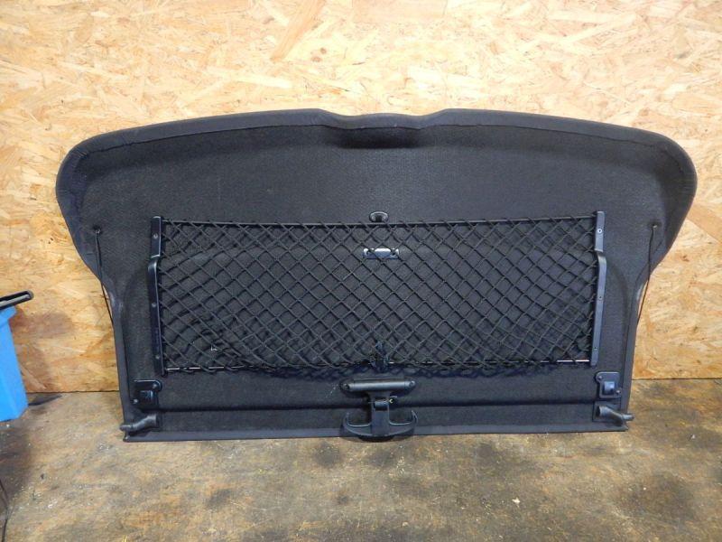 Hutablage Sonnenschutz Gepäcknetz 3-TürerAUDI A3 (8P1) 2.0 TDI 16V
