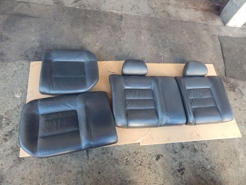 Innenausstattung Sitzgarnitur Leder Colour Concept 3-TürerVW POLO (6N1) 75 1.6