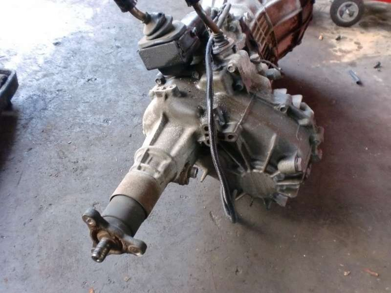 Getriebe (Allrad) Allradgetriebe Schaltgetriebe verk. als Def.OPEL FRONTERA A (5_MWL4)  2.3 TD