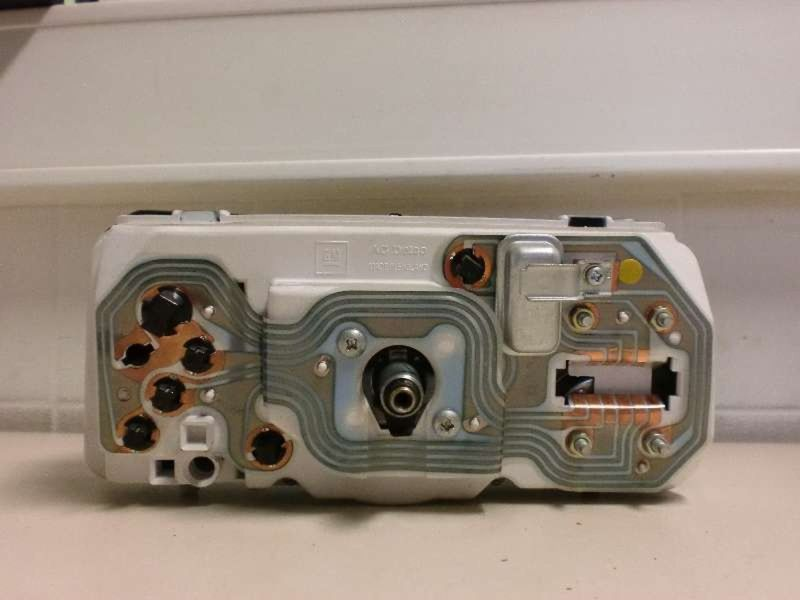 Tachometer OPEL Kadett D  1.2