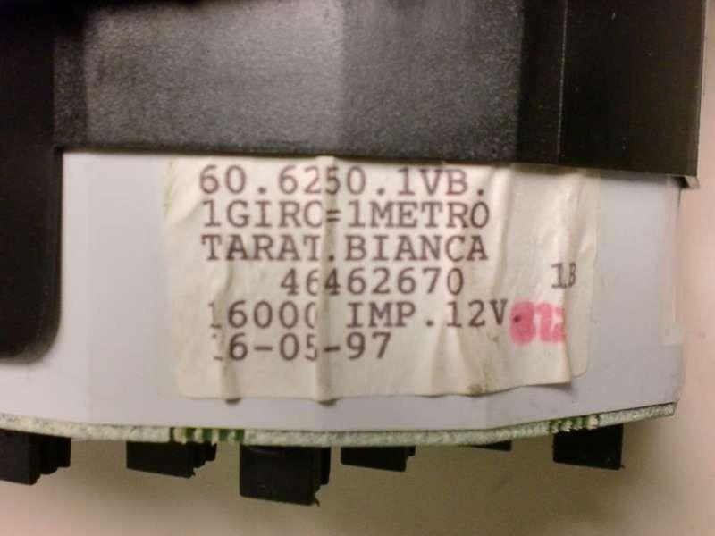 Instrumentenkombination LANCIA Y (840)  1.2 8V