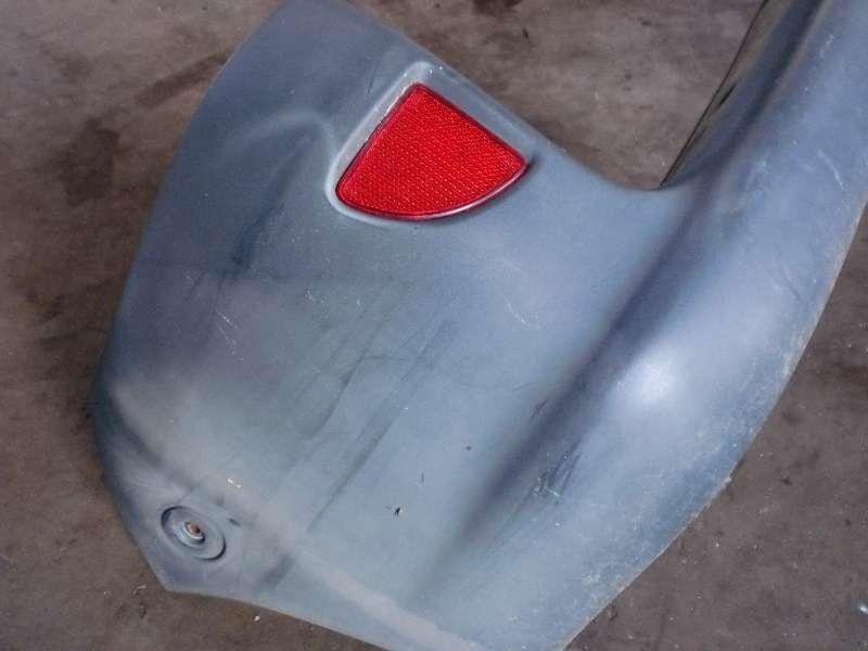 Stoßstange hinten RENAULT Kangoo (KC)  1.9 dTi