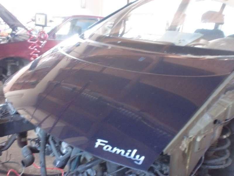 Motorhaube VW Sharan (7M)  1.8 T