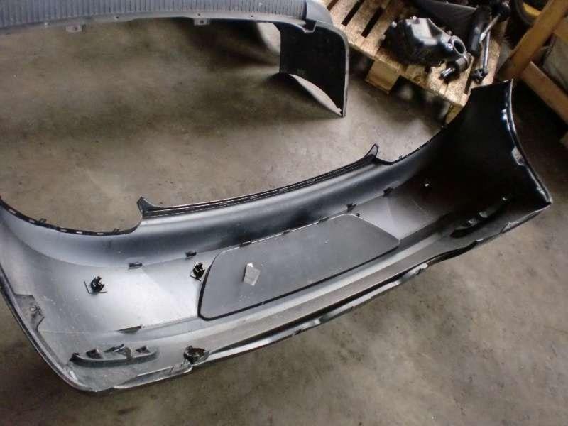 Stoßstange hinten VW Scirocco III (13)  2.0 TSI