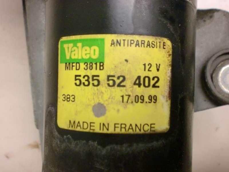 Wischermotor vorne FIAT Multipla (186)  1.6