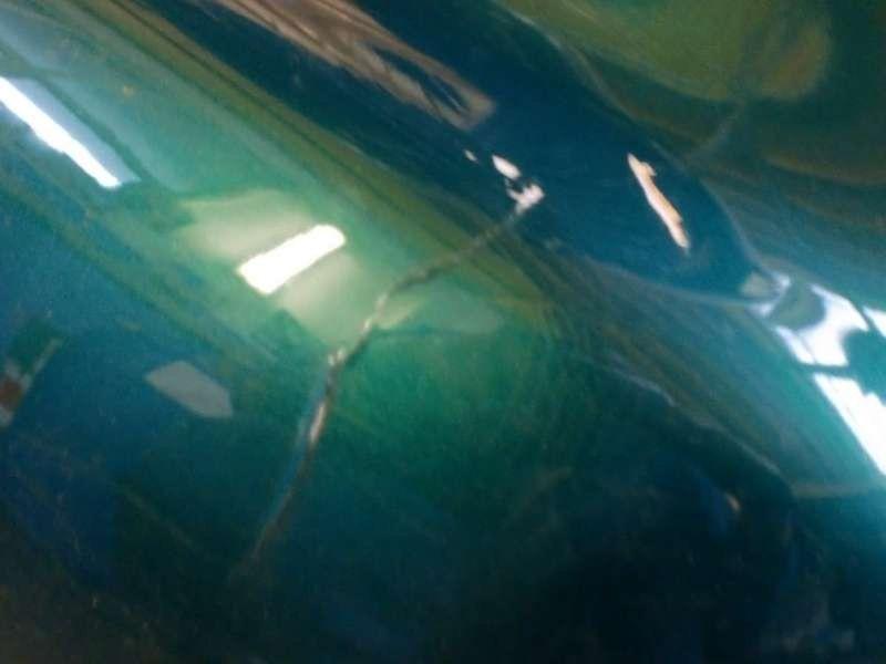 Stoßstange hinten MERCEDES-BENZ A-KLASSE (W168)  A 140