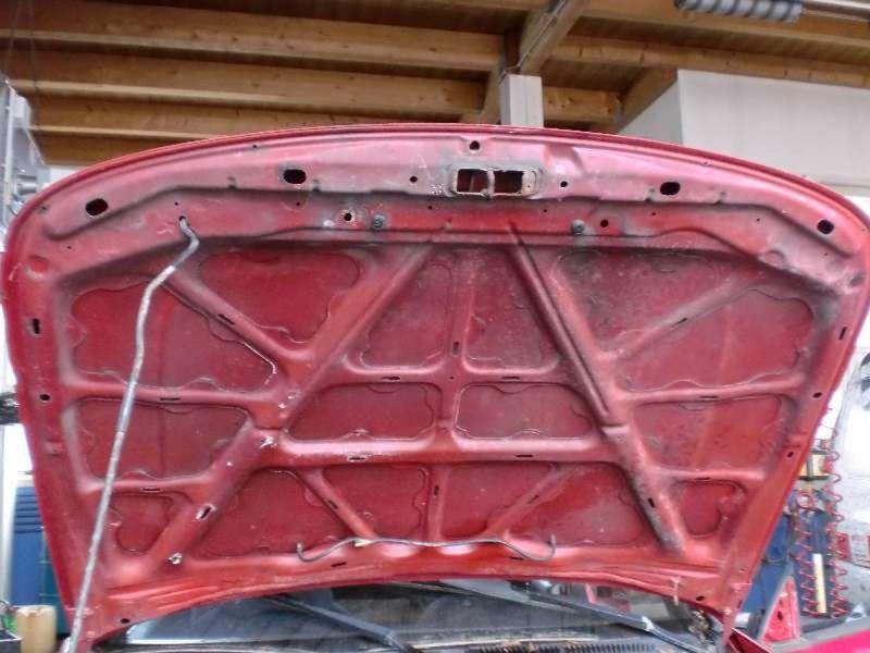 Motorhaube NISSAN 100 NX (B13)  1.6