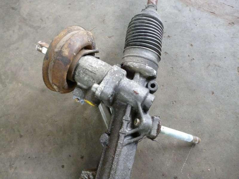 Lenkgetriebe PEUGEOT 206 Schrägheck  1.4