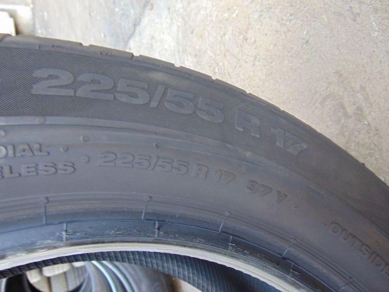Reifen: 225/55 R17 97Y
