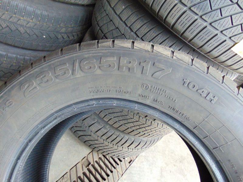 Reifen: 235/65 R17 104H