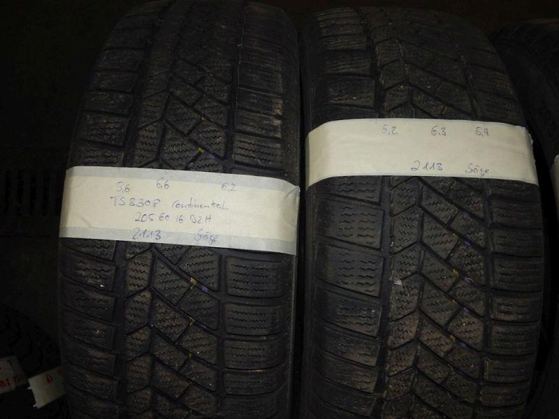 Reifen: 205/60 16 92H1Satz(je4Stück)