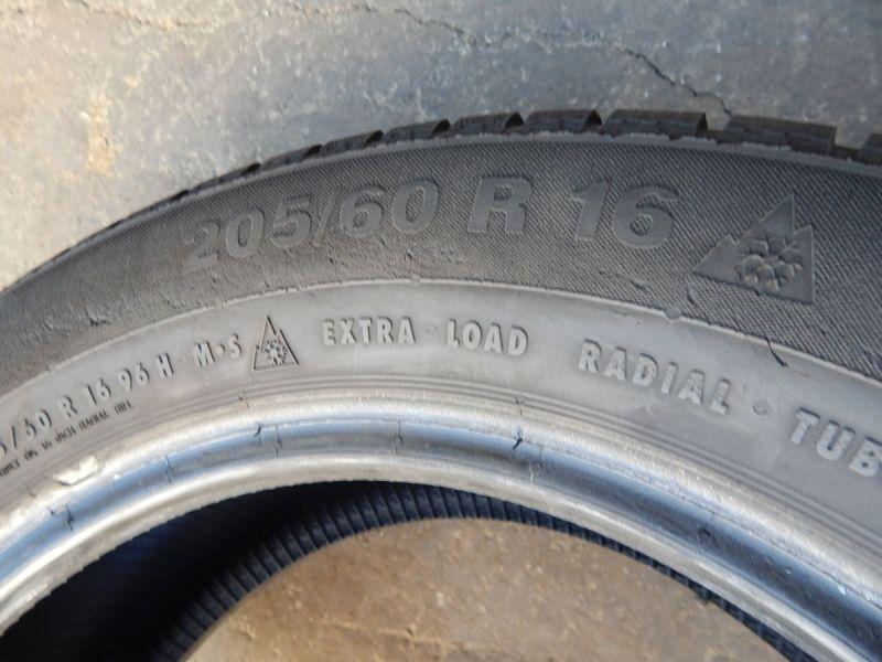 Reifen: 205/60 16 96H1Satz(je3Stück)
