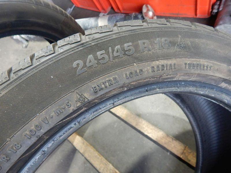 Reifen: 245/45 R18 100V