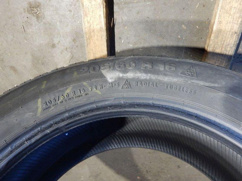 Reifen: 205/60 R16 92H