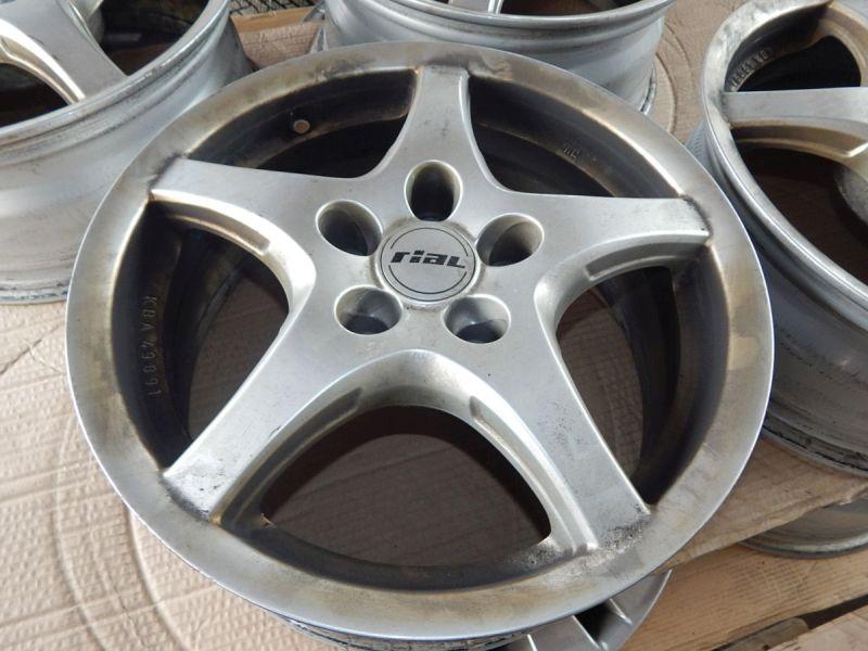 Aluminiumfelge 6,5JX16 H2 ET33 LK5X120X67,11Satz(je4Stück)