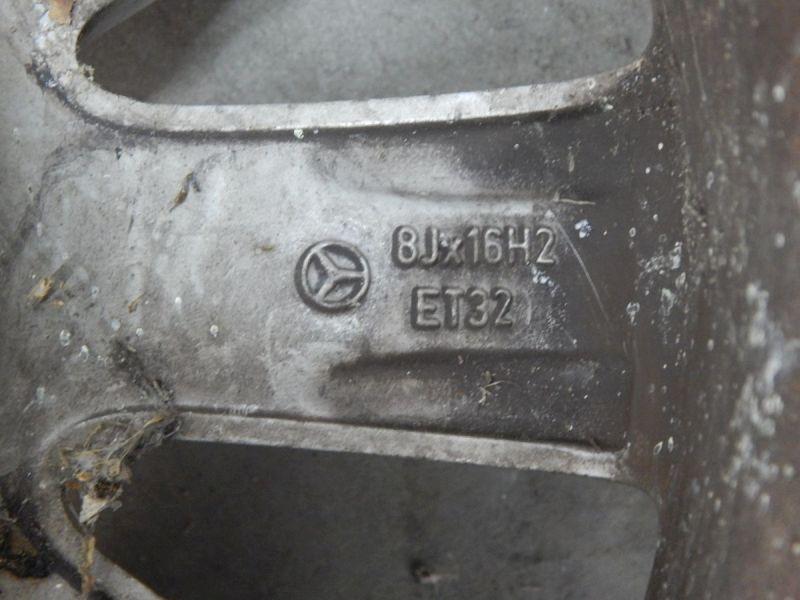Felge: 8JX16 H2 ET32 LK5X112