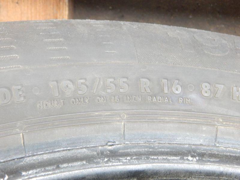 Sommerreifen195/55 R16 87H