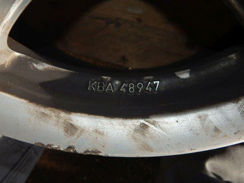 Felge: 7,5JX16 H2 ET37 LK5X1201Satz(je4Stück)