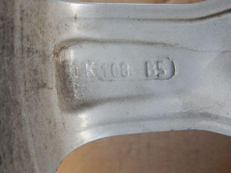 Felge: 6,5JX16 H2 ET50 LK5X108X63,41Satz(je4Stück)