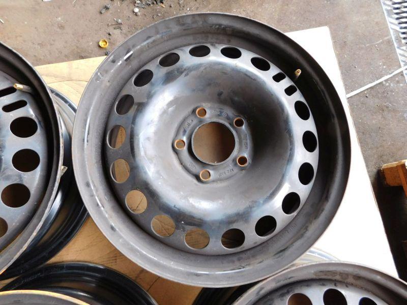 Stahlfelge 6.5JX16 H2 ET41 LK5X115X70,31Satz(je4Stück)