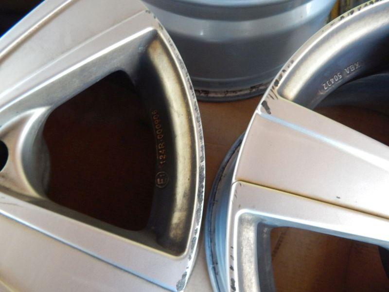 Aluminiumfelge 7.5JX16 H2 ET37 LK5X120X72,61Satz(je4Stück)