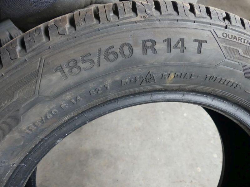 Allwetter185/60 R14 82T1Satz(je4Stück)