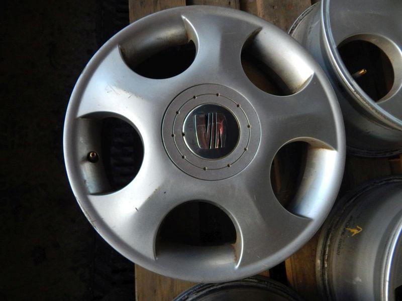Aluminiumfelge 7JX16 H2 ET59 LK5X112X57,11Satz(je4Stück)