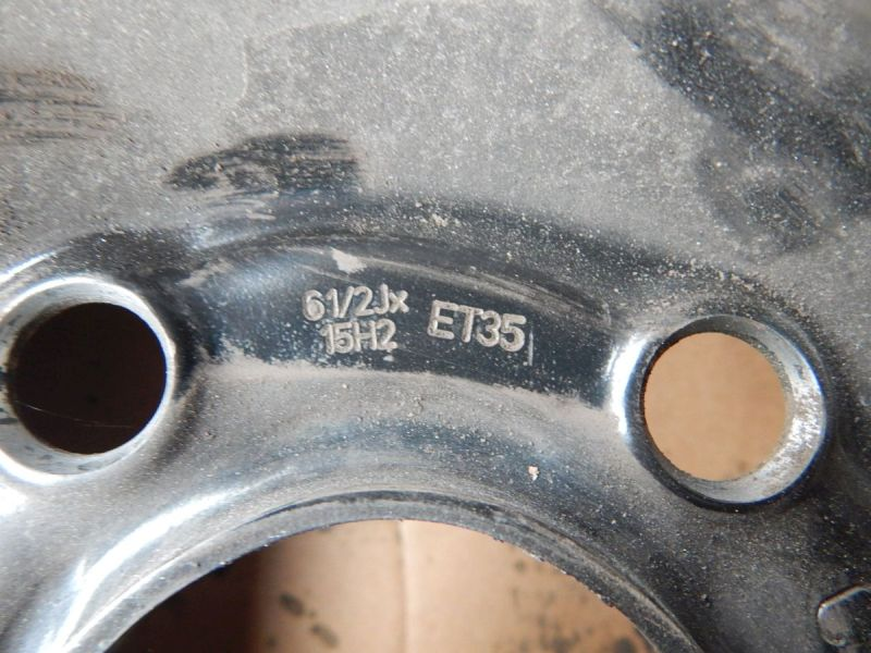 Stahlfelge 6.5JX15 H2 ET35 LK5X110X65,11Satz(je4Stück)
