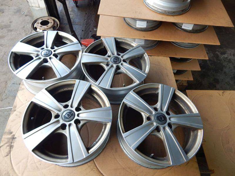 Aluminiumfelge 6.5JX16 H2 ET46 LK5X112X57,11Satz(je4Stück)