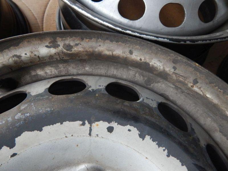 Stahlfelge 6JX15 H2 ET47 LK5X112X57,11Satz(je4Stück)