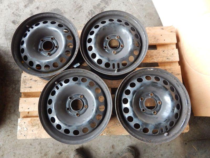 Stahlfelge 6,5JX41 H2 ET41 LK5X115X70,41Satz(je4Stück)