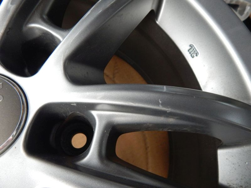 Aluminiumfelge 7.5JX17 H2 ET35 LK5X120X72,61Satz(je4Stück)