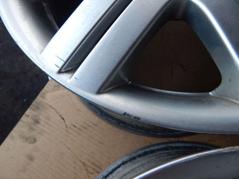 Aluminiumfelge 7JX17 H2 ET37 LK5X112X57,11Satz(je4Stück)