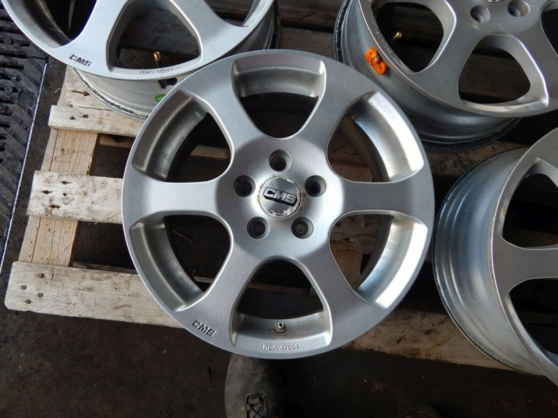 Aluminiumfelge 6.5JX16 H2 ET50 LK5X108X63,41Satz(je4Stück)