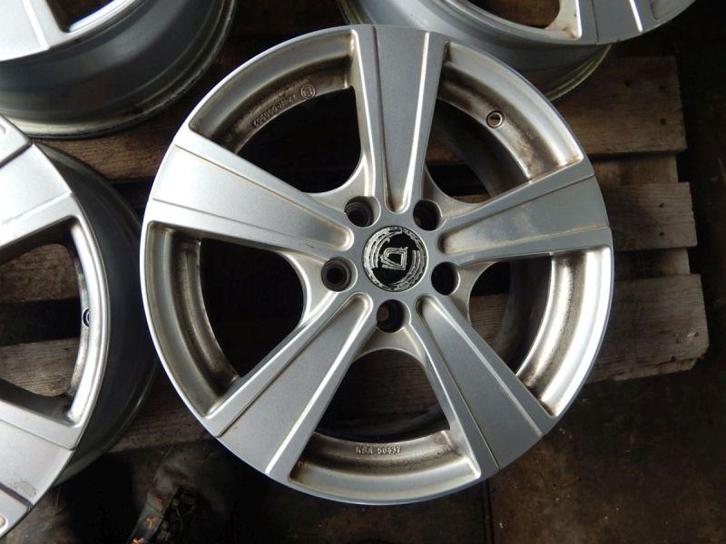 Aluminiumfelge 6.5JX16 H2 ET39 LK5X105X56,61Satz(je4Stück)