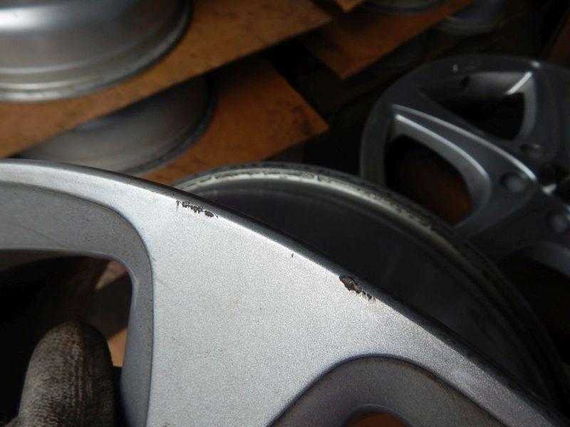 Aluminiumfelge 8JX18 H2 ET45 LK5X112X66,61Satz(je4Stück)