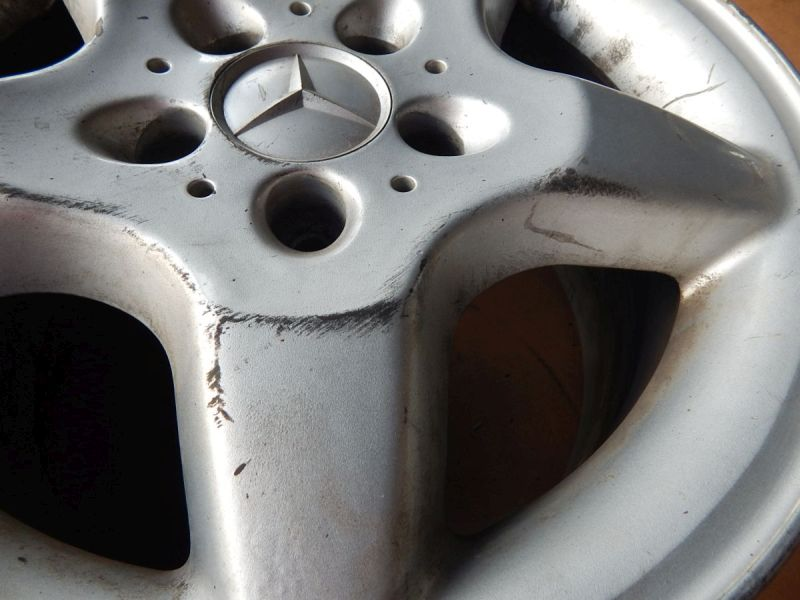 Aluminiumfelge 8JX16 H2 ET62 LK5X112X66,61Satz(je2Stück)